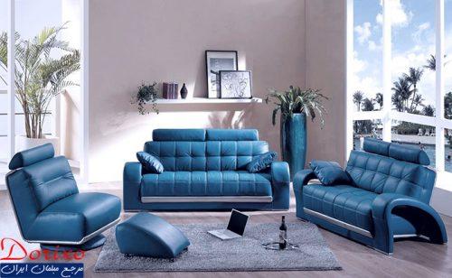 دکوراسیون رنگ آبی/ رنگ اصلی
