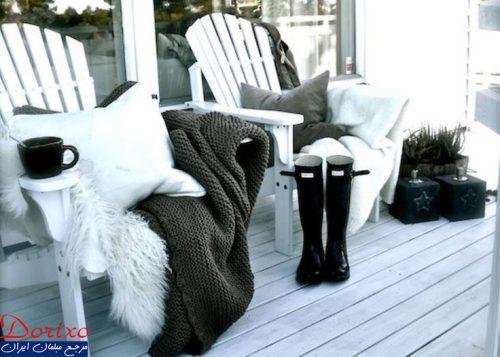 دکوراسیون زمستانی