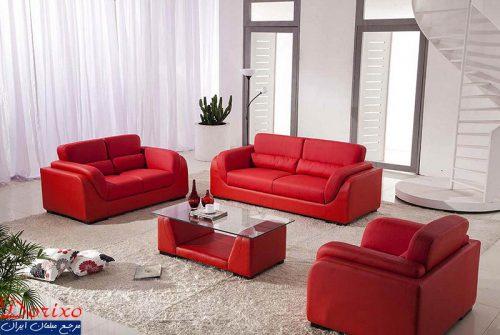 رنگ اصلی قرمز