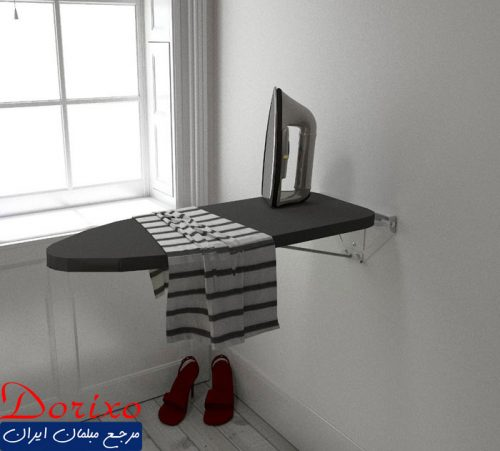 میز اتوی دیواری