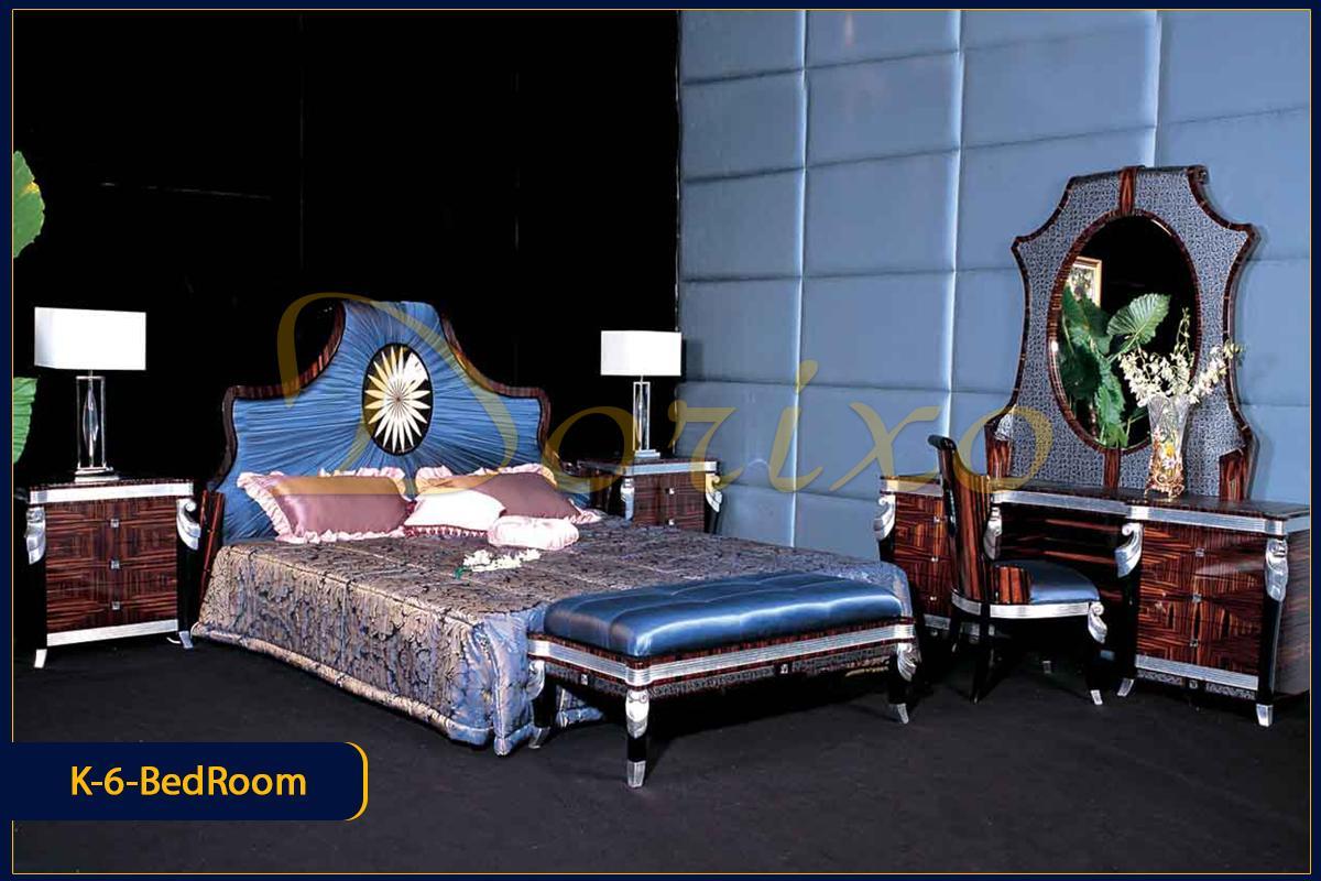 K 6 BedRoom - بوفه و ویترین DF-0889