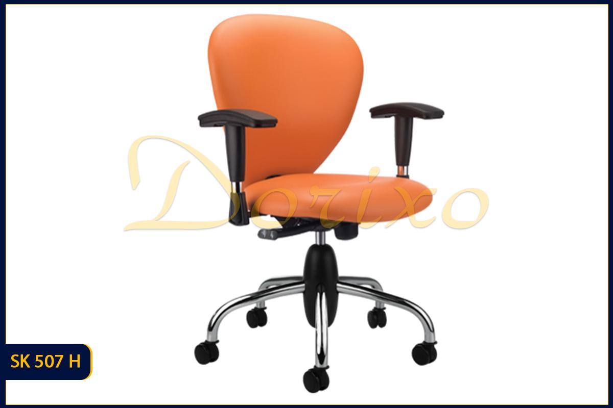 SK 507 H 2 1 - صندلی کارمندی SK 507