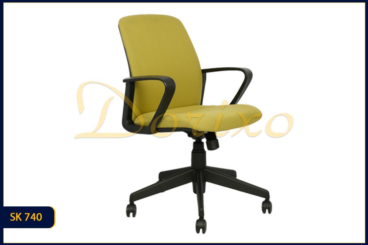 SK 740 1 - صندلی کارمندی SK 740